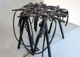 Thonet Table, 2003
